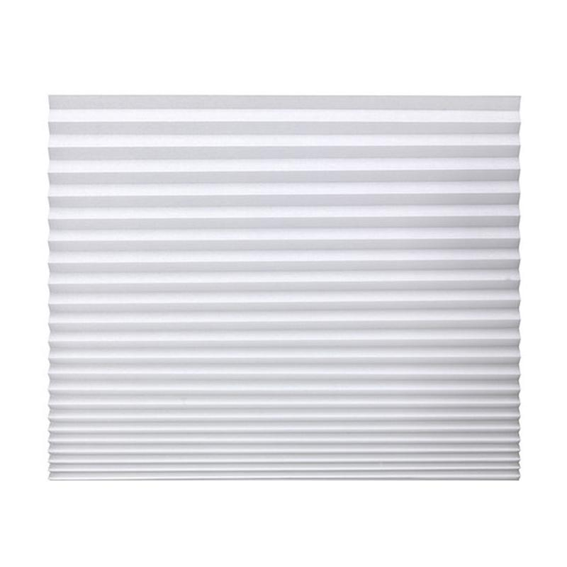 Ikea Schottis Tirai Lipat - Putih