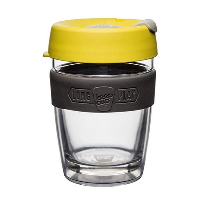 Keepcup Longplay Resuable Cup - Honey [12 oz]