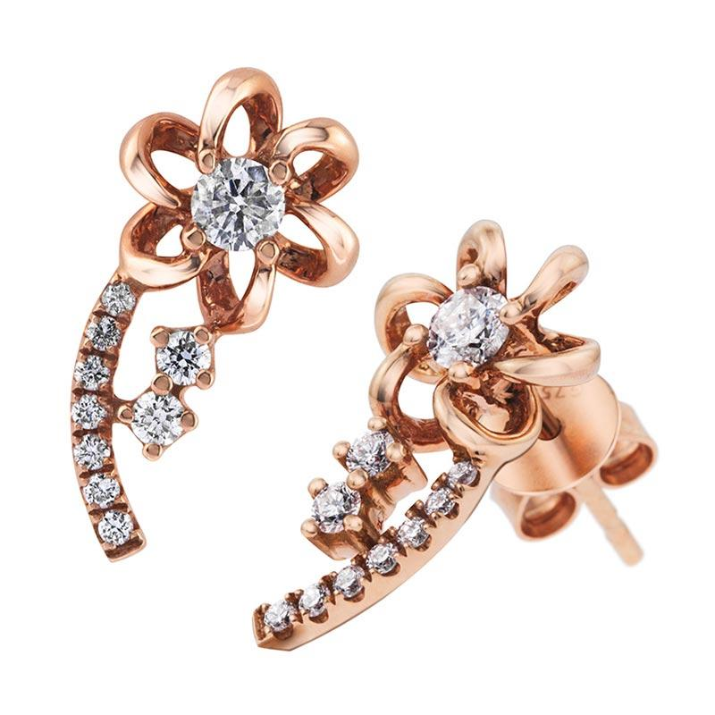 My Jewel WE20375 Diamond Earring