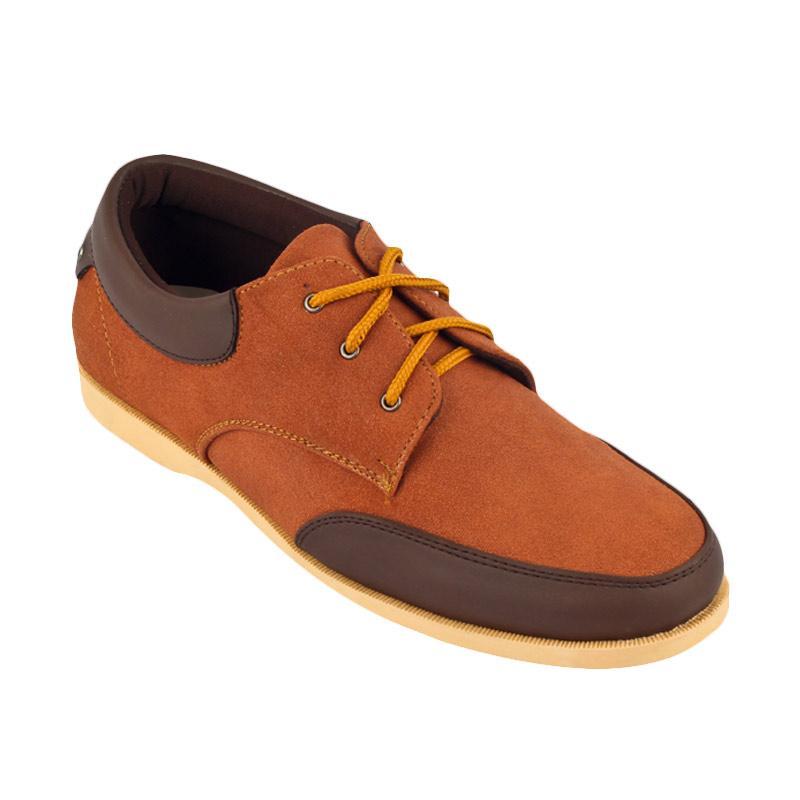 Navara Finest Sneakers Shoes - Brown