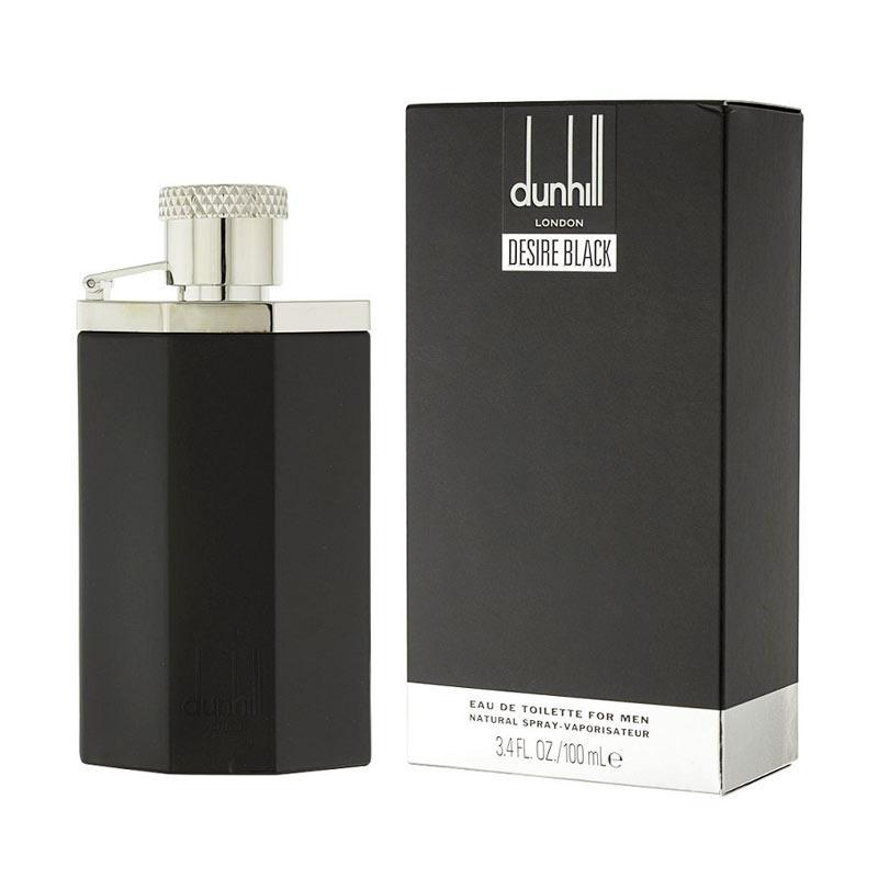 Dunhill Desire Black men EDT Parfum Pria [100 mL]