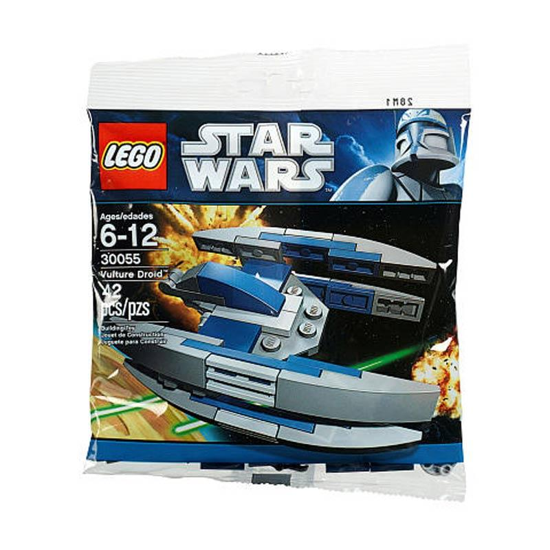 LEGO 30055 Star Wars Vulture Droid Mini Blocks