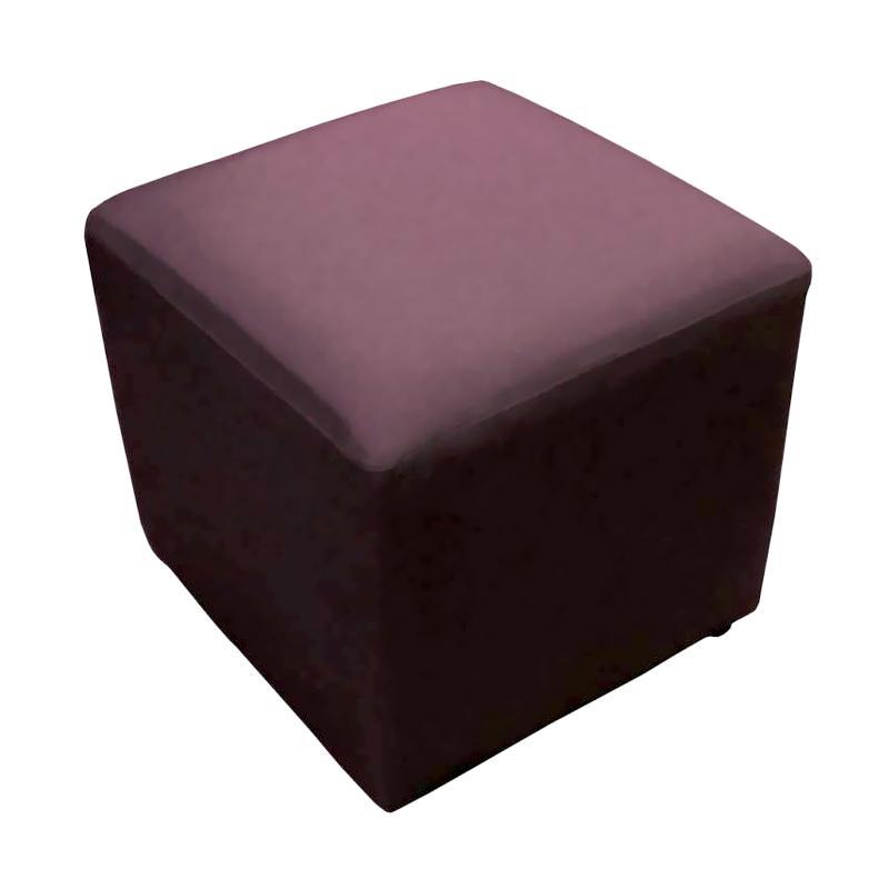 JYSK Pouffe Amma - Brown [45x45x45cm]