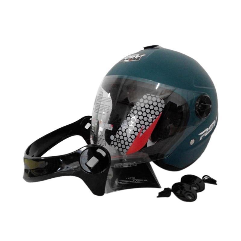 harga RSV Virdian Hue Helm Half Face Blibli.com