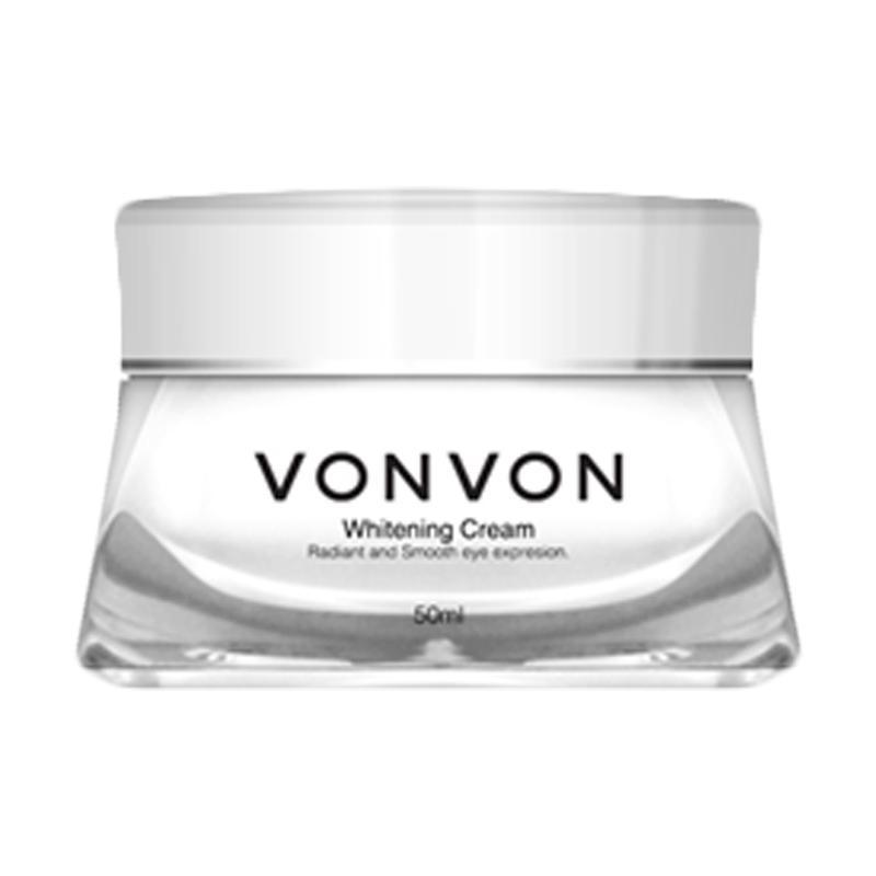 harga VONVON Whitening Cream Pencerah Kulit Wajah [50 mL] Blibli.com
