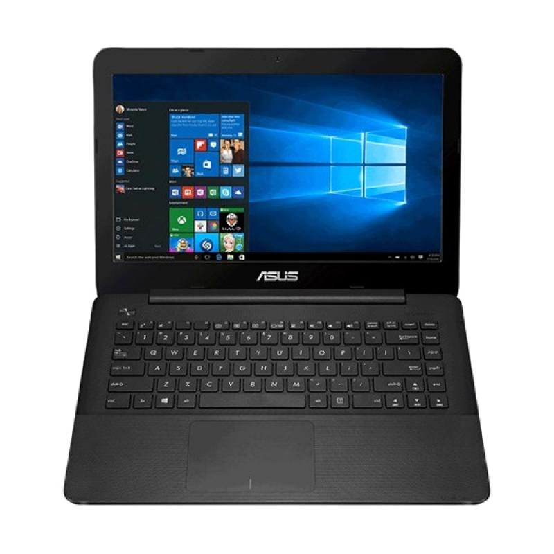 Asus X454YI-BX801D Notebook - Black [AMD A8/4 GB/500 GB/DOS] - 9280252 , 15290167 , 337_15290167 , 4699000 , Asus-X454YI-BX801D-Notebook-Black-AMD-A8-4-GB-500-GB-DOS-337_15290167 , blibli.com , Asus X454YI-BX801D Notebook - Black [AMD A8/4 GB/500 GB/DOS]