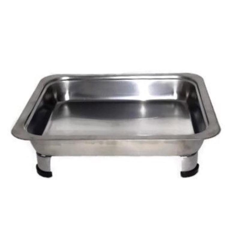 556 SA Tempat Makan Prasmanan - Silver. Brand: 555 SA. Belum ada ulasan