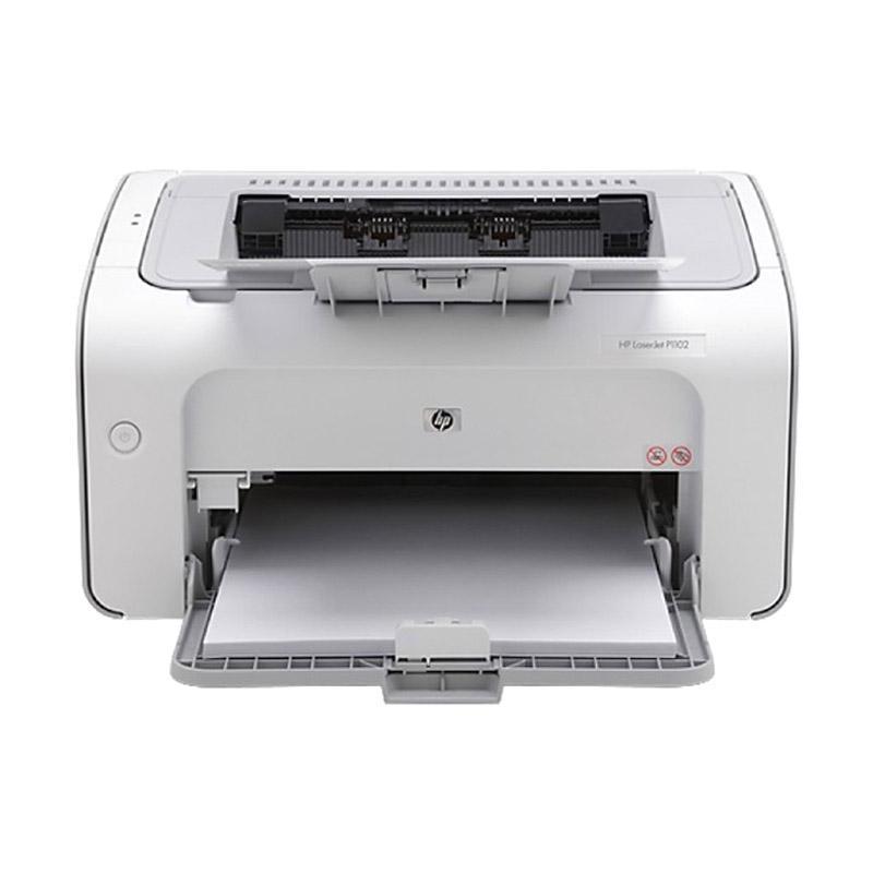 HP LaserJet Pro P1102 Printer - Putih