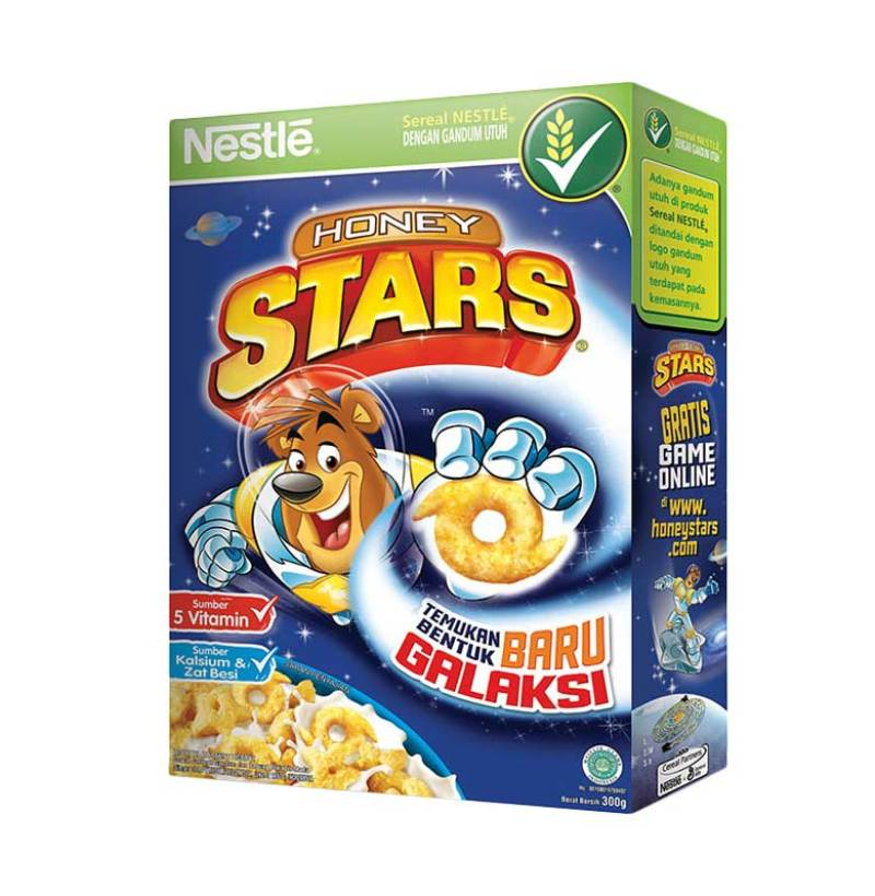 Nestle Honey Stars Cereal [300 g]