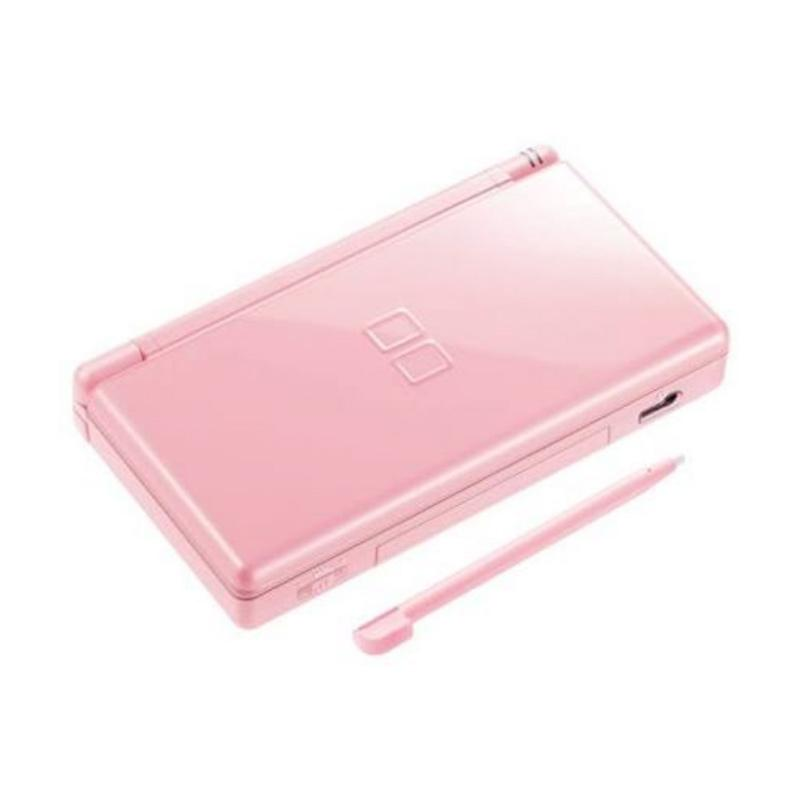Nintendo Portable NDS Lite Game Console - Rose