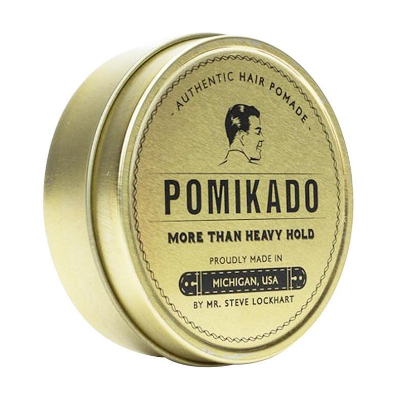 Pomade Land Pomikado By Lockhart's Minyak Rambut - Gold