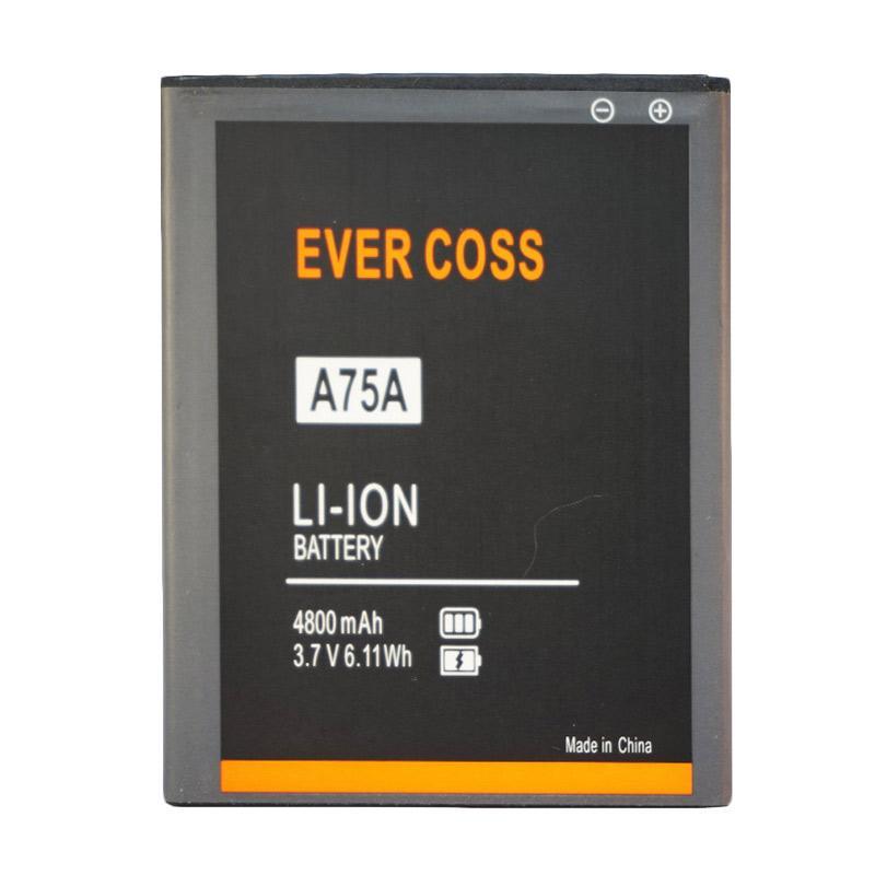 Evercoss A75A Battery - Hitam