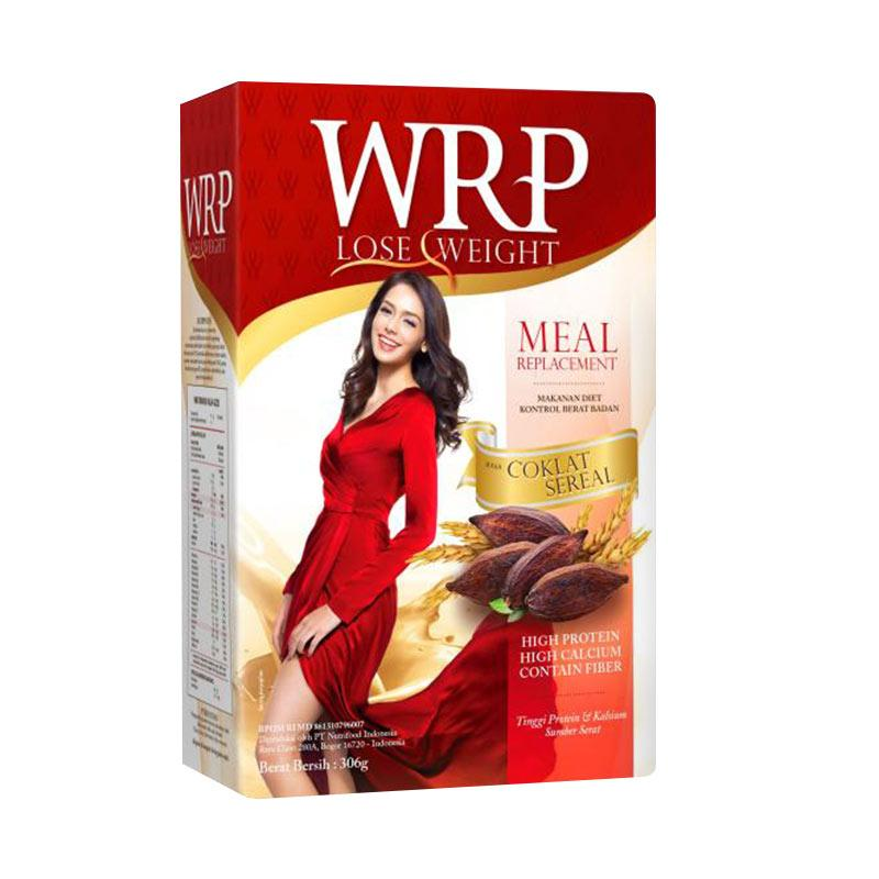 WRP Lose Weight Meal Replacement Chocolate Cereal [300 g]