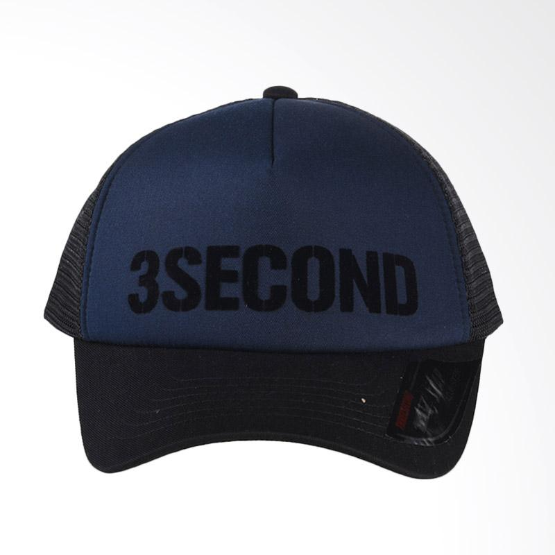 3SECOND 103061718 Hat - Blue