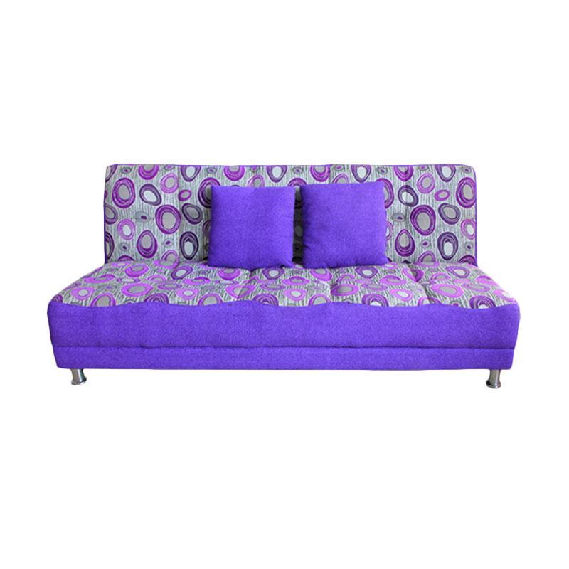 Best Furniture Wellington's Vituse Sofa Bed - Ungu