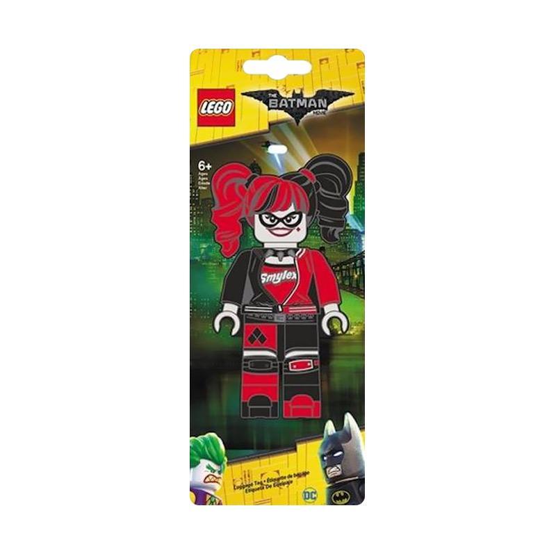 LEGO 51754 Harley Quinn Batman Movie Luggage Tag