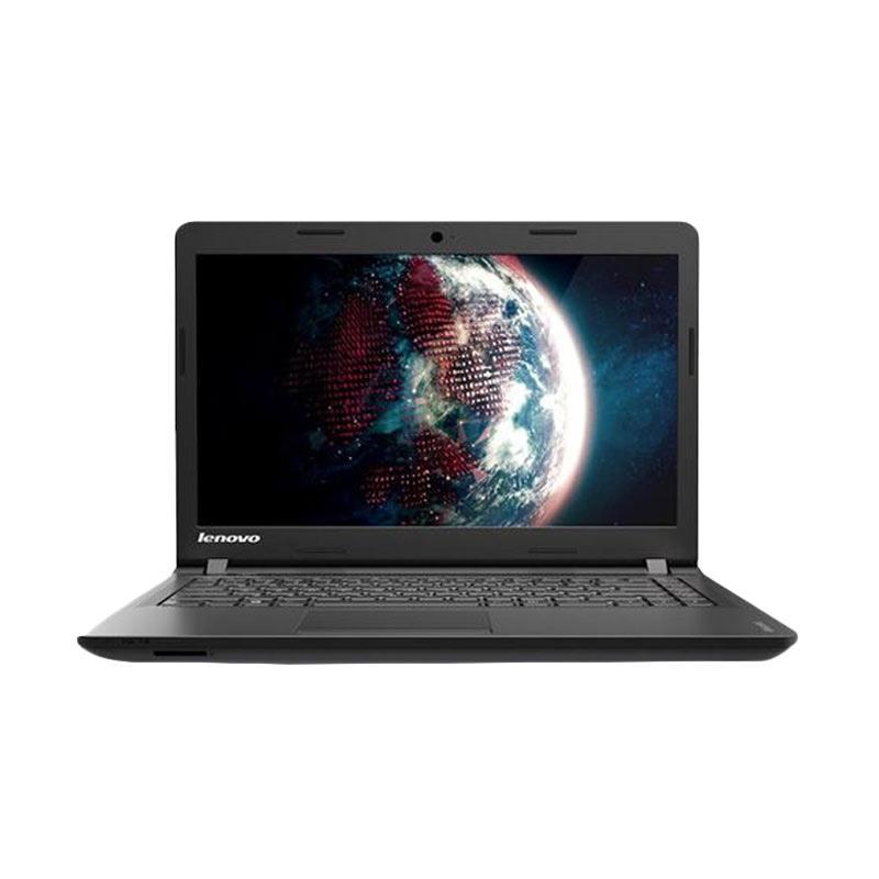 "Lenovo IdeaPad 110-80T6008GID Notebook - Hitam [N3060/4 GB/1 TB/14""/DOS]"
