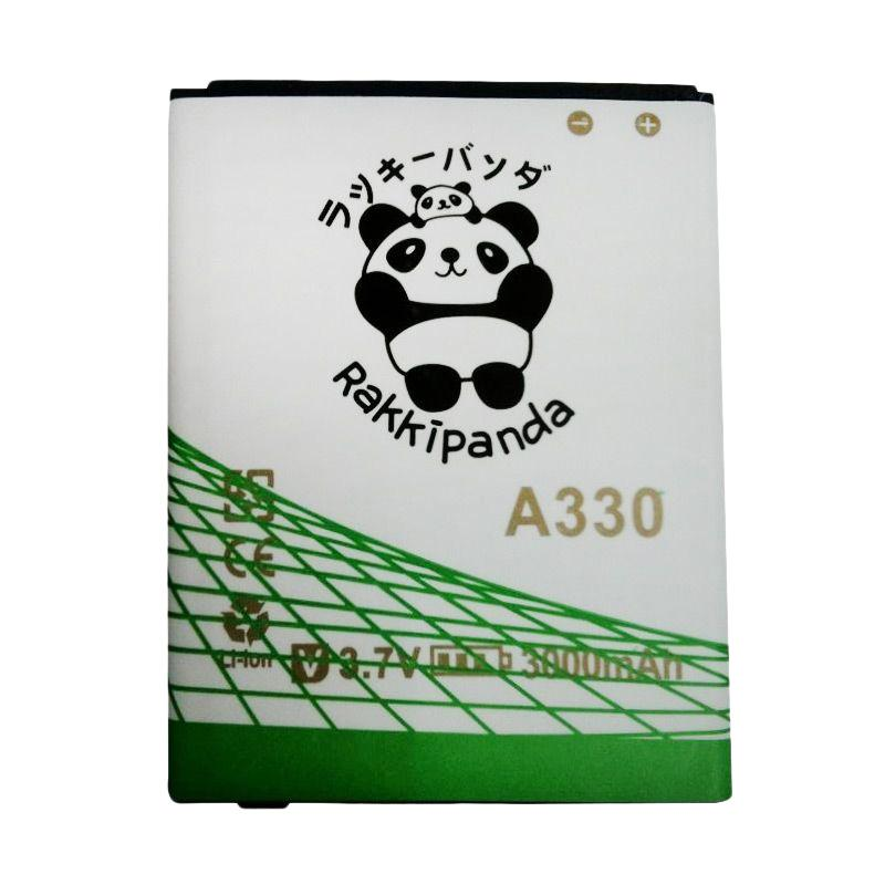 RAKKIPANDA Double Power & IC Battery for Mito A330 Selfie 2 [BA00072]