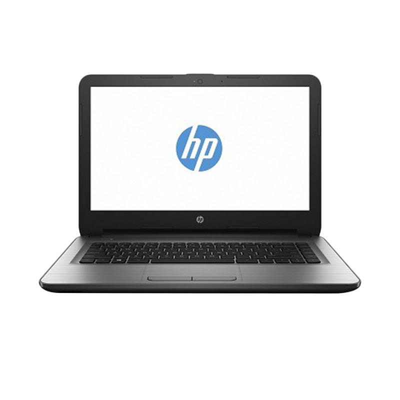 HP 14-BS015TU Notebook - Silver [Intel core i3-6006U/4GB/500GB/14