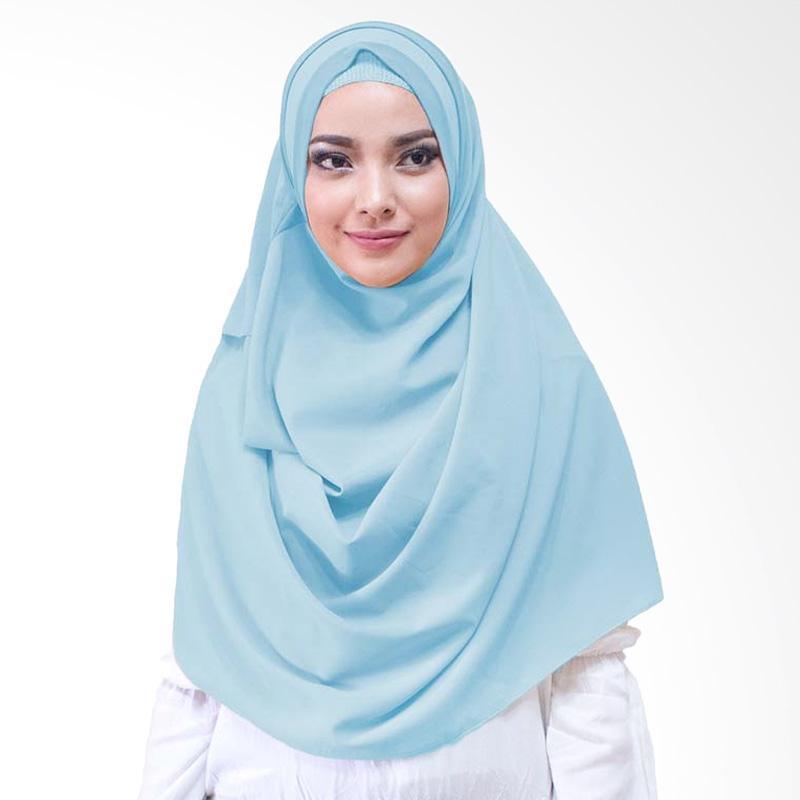 Milyarda Hijab Athaliali Hijab Instan - Baby Blue