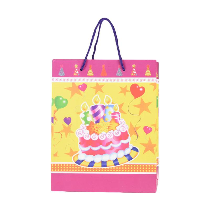 Karisma 745130 Type Metro Kue Dan Lilin Shopping Bag