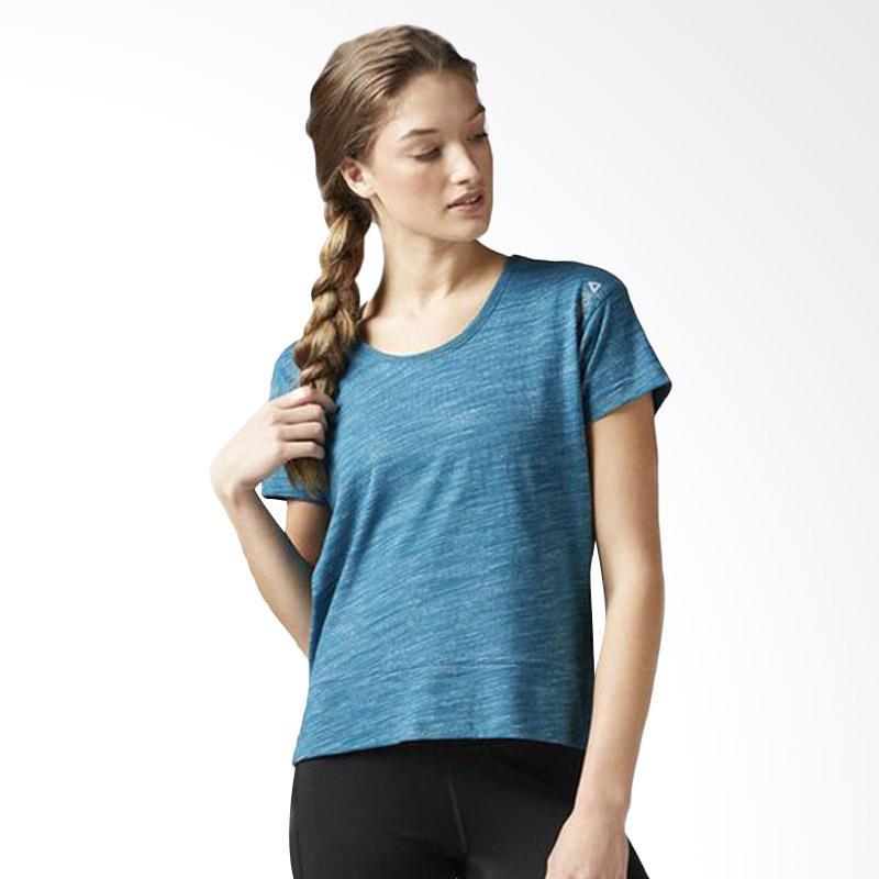 Reebok EL Marble Women's Tee Kaos Baju Olahraga Wanita BK5185