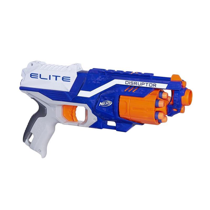 Nerf B9837 Elite Disruptor N Strike Permainan Aksi