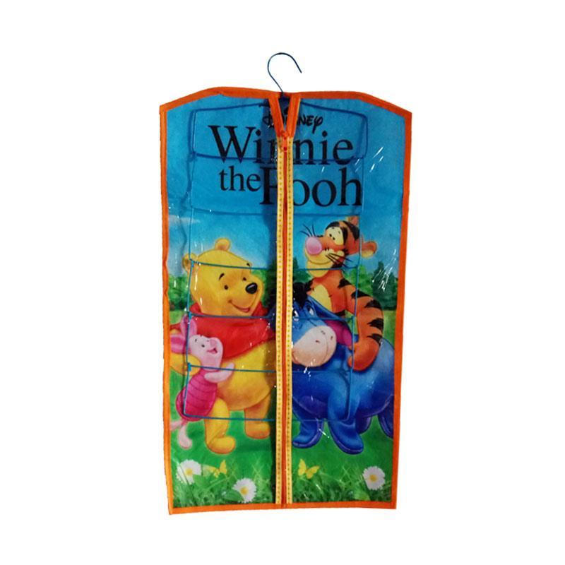 Rajawali Karakter Winnie The Pooh Organizer Jilbab Gantung