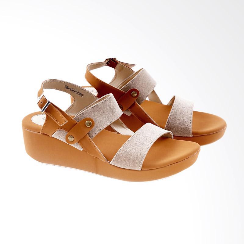 Garucci GRR 5069 Sepatu Wedges Wanita