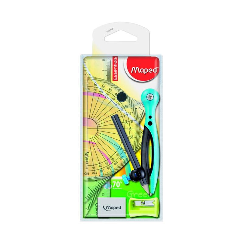 Maped Essentials Compass Set Jangka [8 pcs]