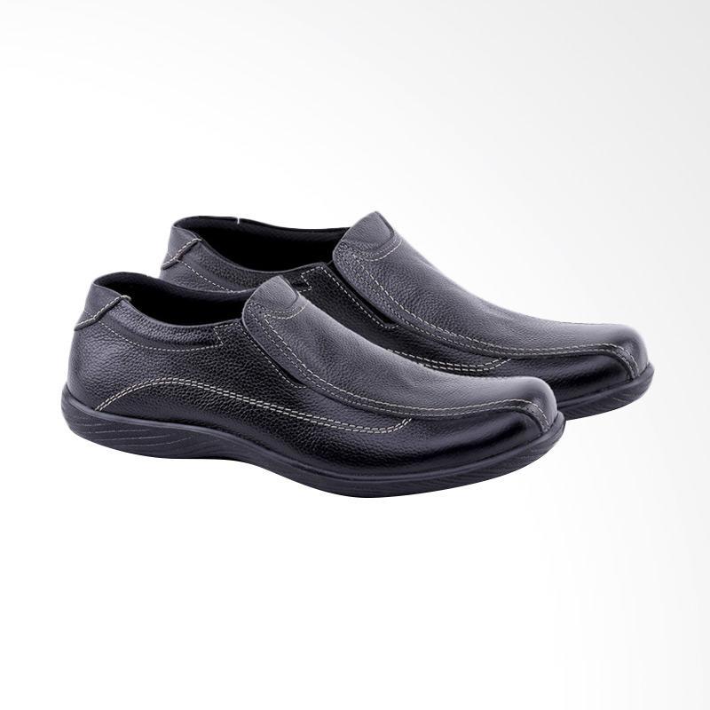 Garucci Formal Sepatu Pria - Black GOR 0379