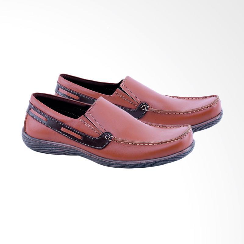 Garucci Formal Sepatu Pria - Tan GOR 1238