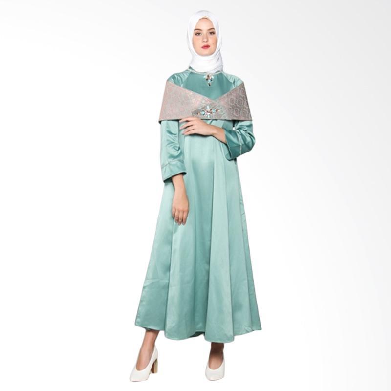 Yanna Azwar Zayna Dress - Green