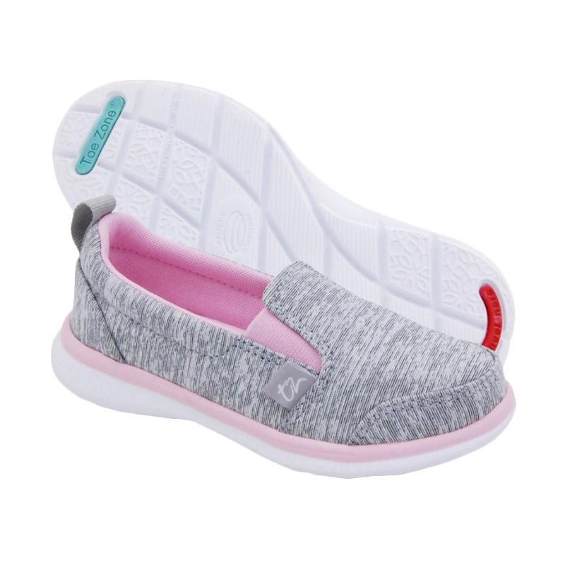 harga Toezone Kids Napa Girl Yt Heather Sepatu Anak Perempuan - Grey Blibli.com