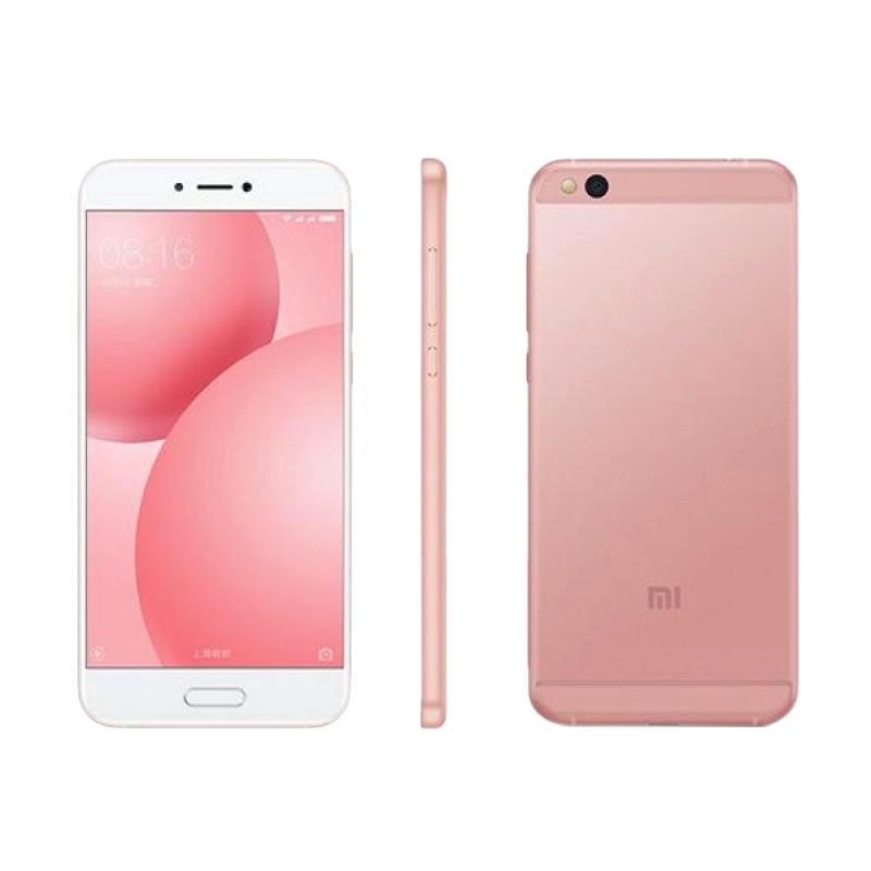 harga Xiaomi Redmi MI 5C Smartphone - Rose [64GB/ 3GB] Blibli.com