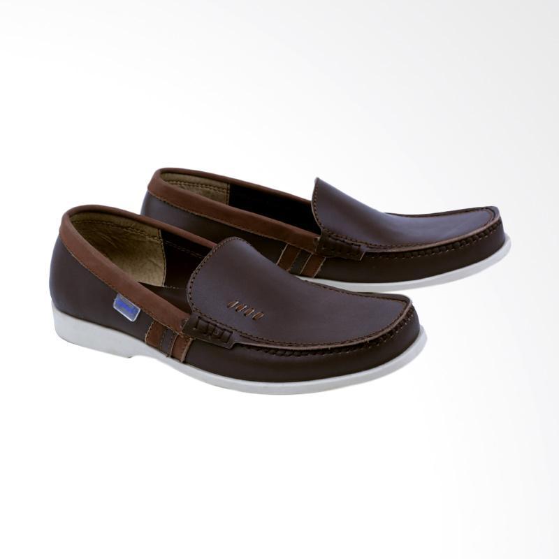 Garsel Sepatu Slip On Kasual GAN 1618