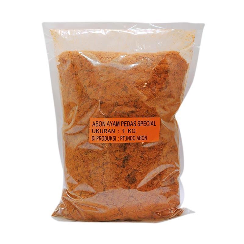 INDOABON Abon Ayam Pedas Special Makanan Instan