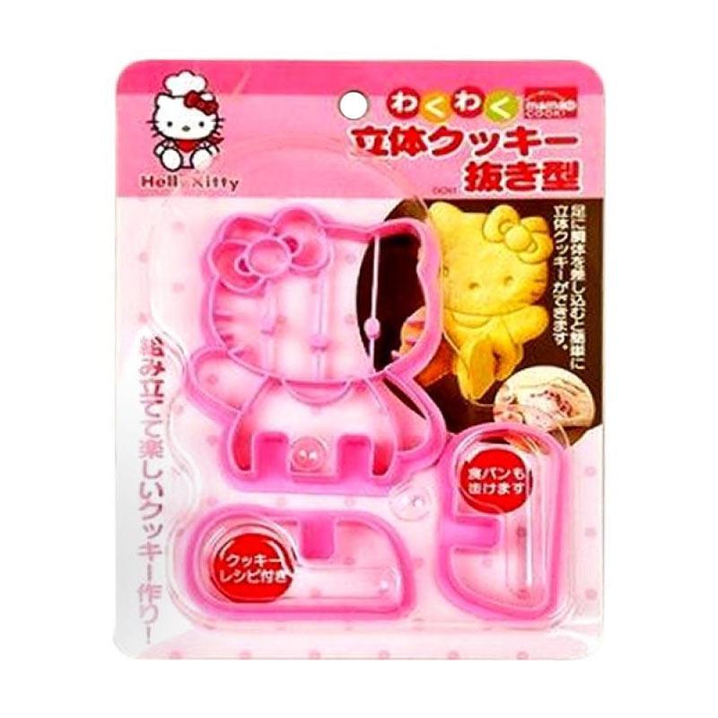 Hello Kitty Full Body Cetakan Kue Kering