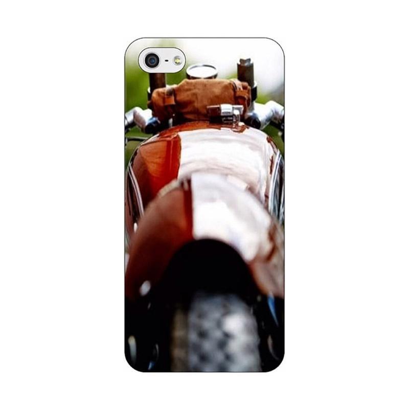 harga Kustom Kaze Cafe Racer 0109 Casing for iPhone 5/5S/5SE/5C Blibli.com