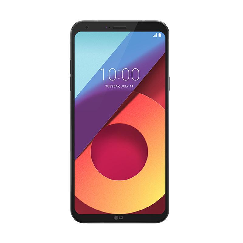 LG Q6 Plus Full Vision Smartphone - Astro Black