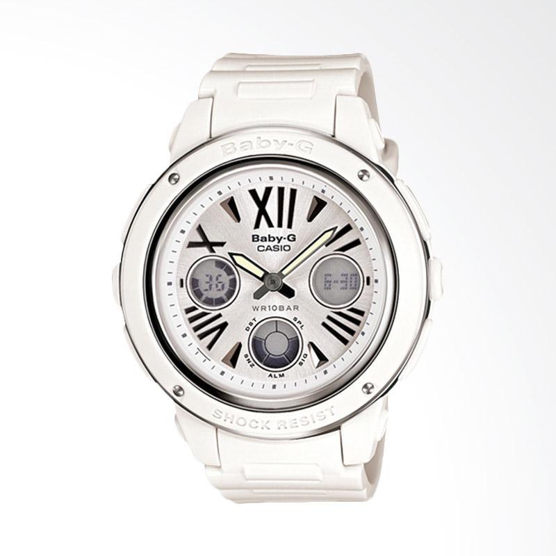 Casio Baby-G BGA-152-7B1DR Jam Tangan Wanita - White