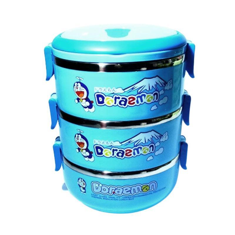 GCC Karakter Doraemon Lunch Box Rantang