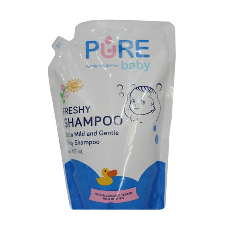 Pure Baby Freshy Shampoo Refill [450 mL]