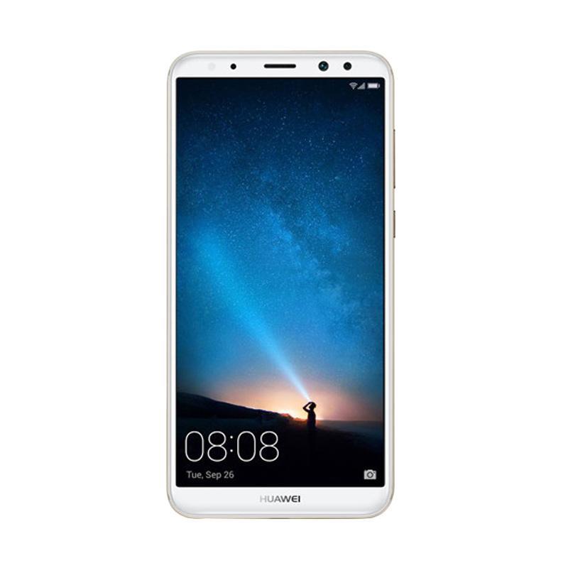Huawei Nova 2i Smartphone - Gold [64 GB/ 4 GB]