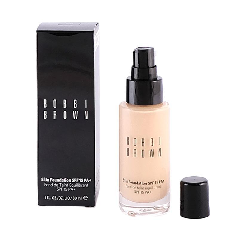 BOBBI BROWN SPF15 PA+ Skin Foundation - Sand [30 mL]