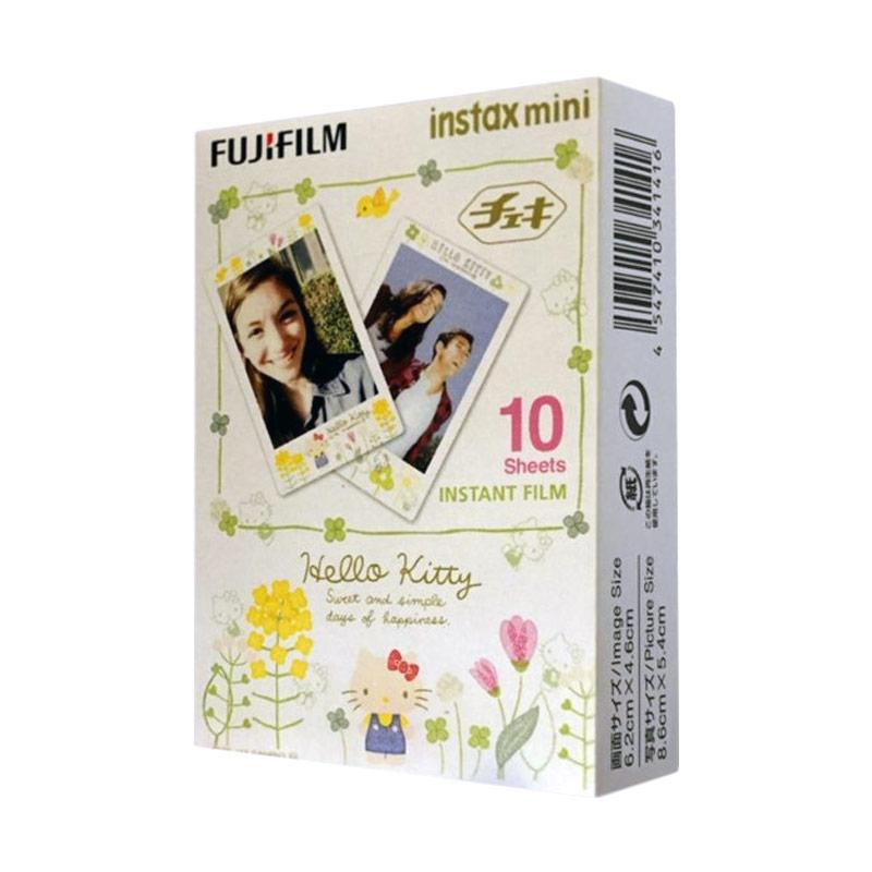 Fujifilm Instax Mini Hello Kitty Floral Instant Film