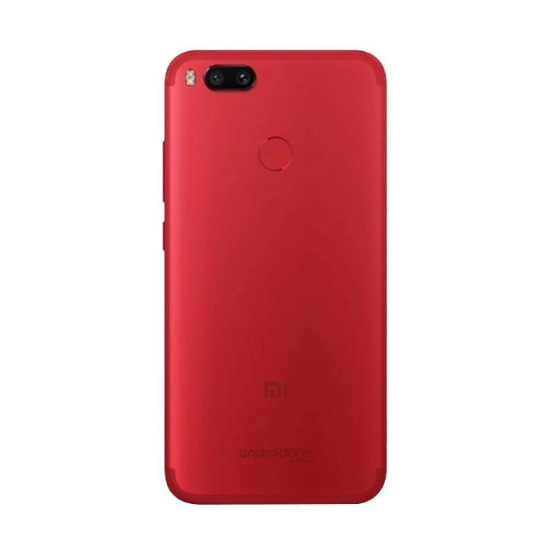 Xiaomi MI A1 Smartphone - Red [4GB/64GB/Garansi TAM] 2