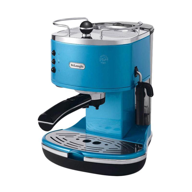 DeLonghi Eco 310.B Espresso Mesin Kopi Otomatis - Blue