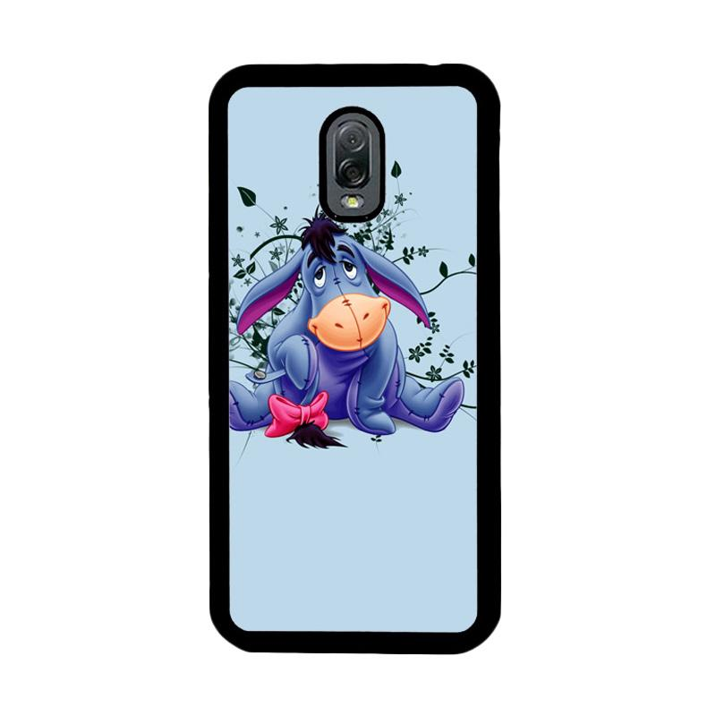 Flazzstore Eeyore Disney Z0521 Custom Casing for Samsung Galaxy J7 Plus