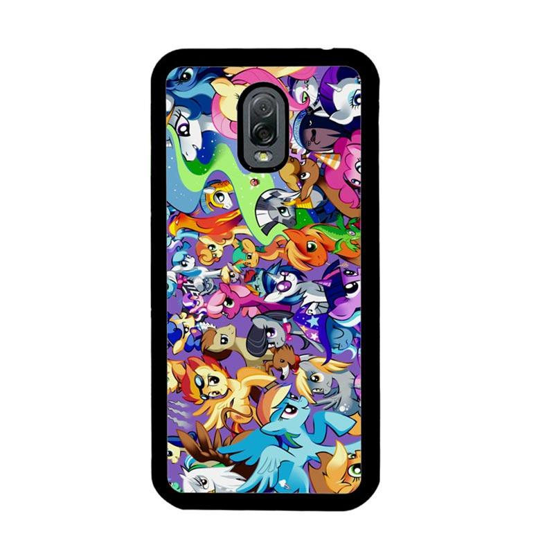 Flazzstore My Little Pony Collage Z1359 Custom Casing for Samsung Galaxy J7 Plus